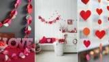 Як прикрасити будинок на День Святого Валентина