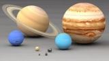 Розміри й маса планет сонячної системи