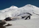 Льодовики на Ельбрусі: назви, товщина, географічне положення